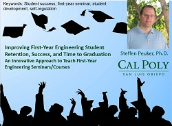 Improving First-Year Engineering Student Retention, Success, and Time to Graduation: An Innovative Approach to Teach First-Year Engineering Seminars/Courses