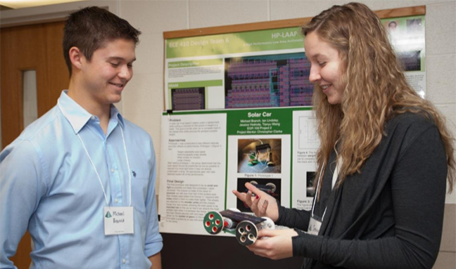 Michigan State University Engineering CoRe Experience Annual Report