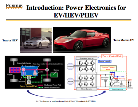 Development of a New Power Electronics Curriculum Relevant to Tomorrow's Power Engineering Challanges