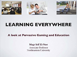 Learning Pervasive Games by Magy Seif El-Nasr