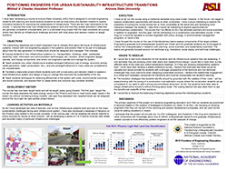 Positioning Engineers for Urban Sustainability Infrastructure Transitions