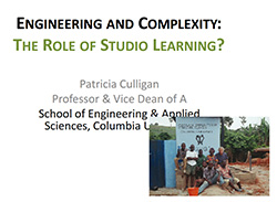 Patricia Culligan, Columbia University