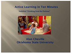Alan Cheville, Oklahoma State University